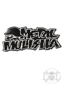 Metal Mulisha Iconoclast 3inch Sticker