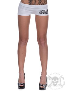 eXc Logo Hot Pants, Vita