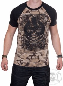 Affliction Dueling Souls Tee